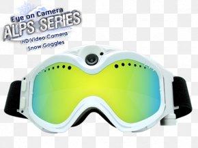 Google Goggles Classroom - Goggles Glasses Skiing Plastic 720p PNG