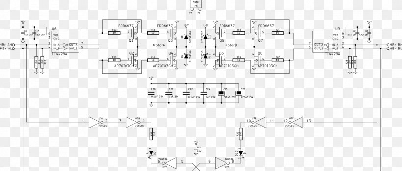 H Bridge Mosfet Bridge Circuit Wiring Diagram Circuit Diagram