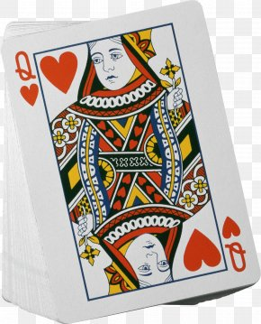 Playing Cards - Queen Of Hearts Alice In Wonderland South Africa Her Royal Spyness PNG