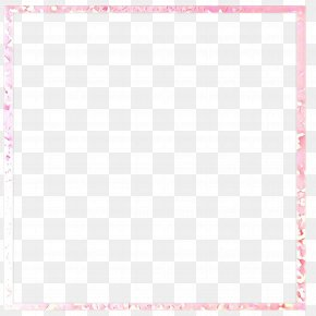 Rectangle Pink - Paper Picture Frames Pattern Pink M Font PNG