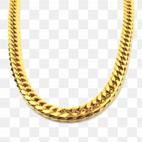 Jewellery Chain Clipart - The Gold Gods Chain Jewellery Necklace PNG