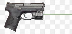 Laser Gun - Tactical Light Viridian Sight Laser PNG
