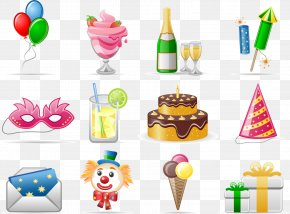 Birthday - Vector Graphics Birthday Party Royalty-free PNG