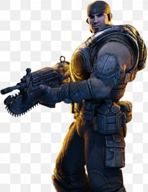 Gears Of War Transparent Images - Gears Of War 4 Gears Of War 3 Clip Art PNG