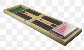 Cribbage 3 TRACK Oak With Inlay And Storage For 2 Decks Of Cards Playing Card /m/083vt Video Game PNG
