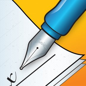 Annotate Cliparts - Document IOS Signature Software Clip Art PNG