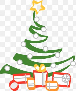 Christmas Tree - Christmas Tree Christian Clip Art Christmas Day Christmas Ornament PNG