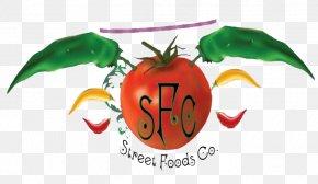 Food Street - Tomato Street Food Taco Asian Cuisine Hamburger PNG
