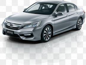 Honda - 2017 Honda Accord Hybrid Car Honda City Honda FCX Clarity PNG