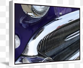 Classic Car - Car Motor Vehicle Automotive Lighting Grille PNG