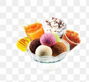 Ice Cream - Ice Cream Cone Scoop Ice Cream Cake PNG