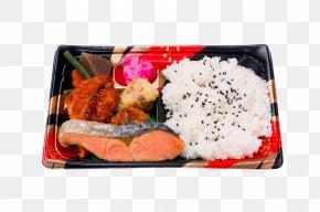 Japanese Lunch Box - Bento Japanese Cuisine Makunouchi Seafood Ekiben PNG