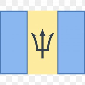 Flag - Flag Of Barbados National Flag Gallery Of Sovereign State Flags PNG