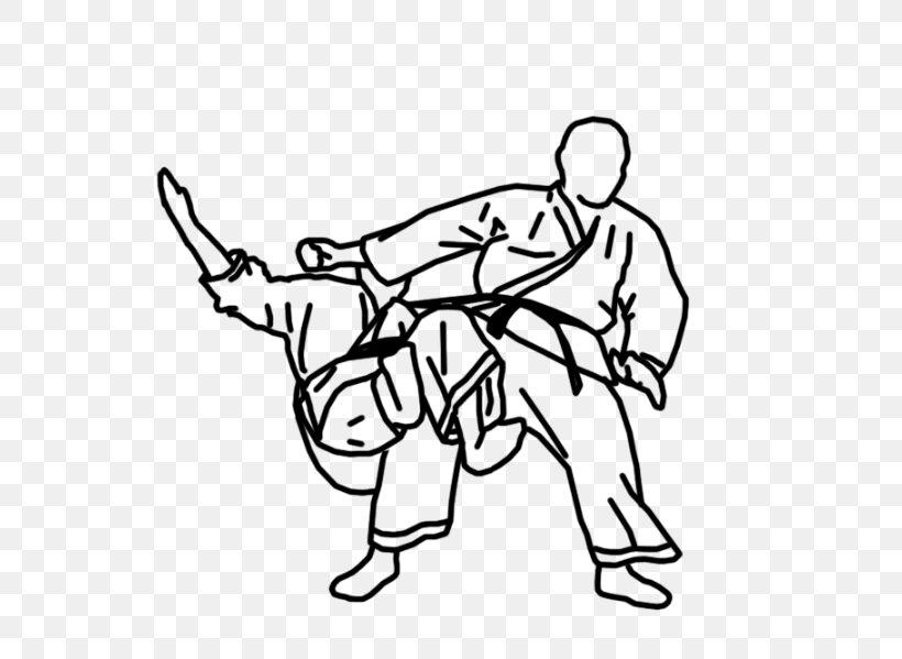Karate Throws Tai Otoshi Clip Art, PNG, 540x599px, Karate Throws, Arm, Art, Brazilian Jiujitsu, Coloring Book Download Free