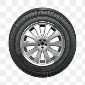 Real Car Wheels - Car Snow Tire Stock Illustration PNG