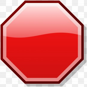 Stop Sign Clip Art Clipart Vector - Clip Art Stop Sign Traffic Sign PNG