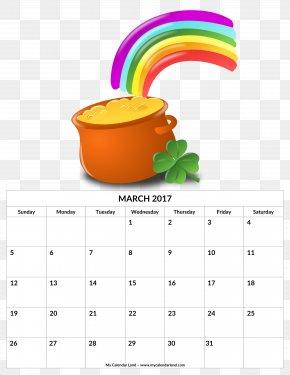 Saint Patrick's Day - Saint Patrick's Day Ireland 17 March Clip Art PNG