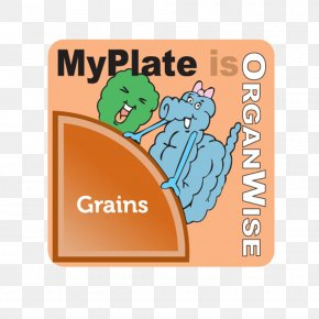 Health - The OrganWise Guys MyPlate Food Health Nutrition PNG