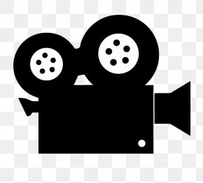Movie Camera - Photographic Film Video Cameras Clip Art PNG