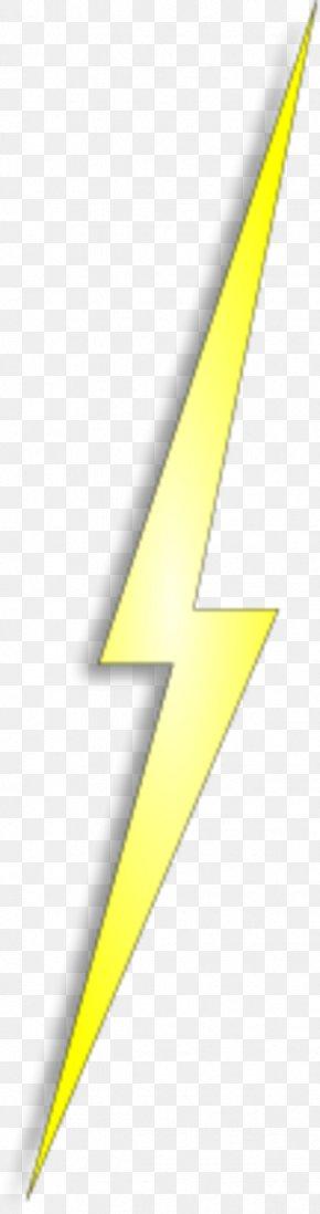 Yellow Lightning Electricity Bolt Thunder - 2016 Chevrolet Spark EV Electric Spark Clip Art PNG