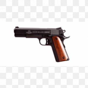 .45 ACP - Trigger Airsoft Guns Firearm Pistol PNG