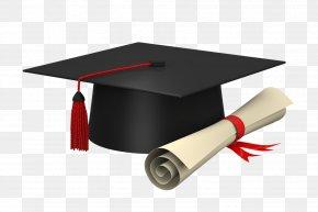 Cap - Diploma Square Academic Cap Academic Certificate Bachelor's Degree Student PNG