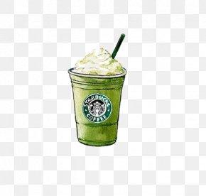 Starbucks - Frappxe9 Coffee Milkshake Tea Starbucks PNG