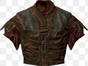 Armour - The Elder Scrolls V: Skyrim Oblivion Armour Boiled Leather Mod PNG