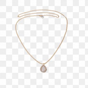 Necklace - Necklace Gold Jewellery Chain Charms & Pendants PNG