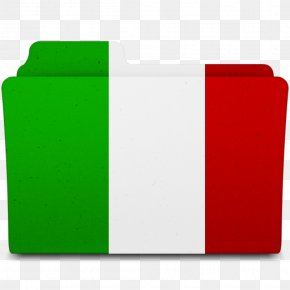 Italy - Flag Of Italy Directory PNG