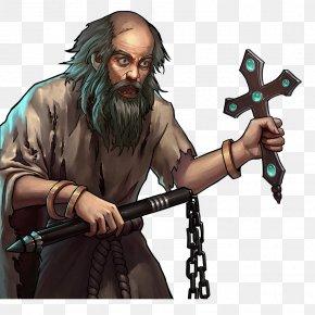Machete Fictional Character - Gems Of War Axe PNG