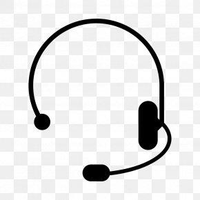 Headphones - Headphones Dispatcher Audio Police Clip Art PNG