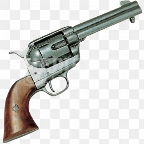 Weapon - American Frontier Colt Single Action Army .45 Colt Colt's Manufacturing Company Firearm PNG