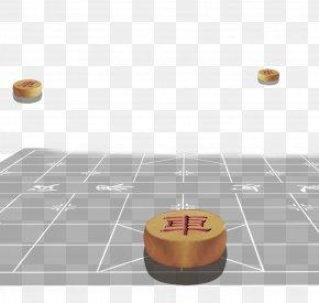 Chess - Chess Golden Xiangqi Metal Chess PNG
