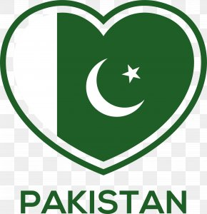 Pakistan Flag Of Green Love - Jhelum Indo-Pakistani Wars And Conflicts Flag Of Pakistan Independence Day Love PNG