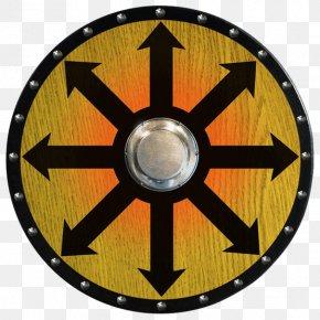 Viking SHIELD - Viking Shield Norsemen Warrior Old Norse PNG