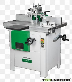Wood - Wood Shaper Router Milling Machine PNG