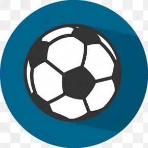 Soccer Ball - Football Player Atlantic Sportswear PNG