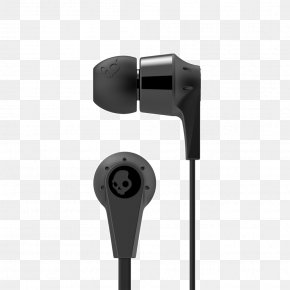 Microphone - Microphone Skullcandy INK'D 2 Headphones Apple Earbuds PNG