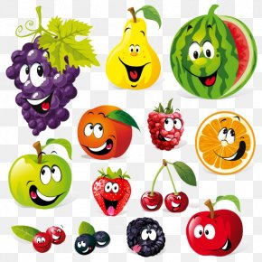 Vegetables - Vegetable Fruit Cartoon Clip Art PNG