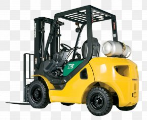 Excavator - Komatsu Limited Forklift Company Material Handling Manufacturing PNG