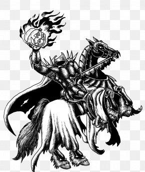 Headless Horseman Clipart - The Legend Of Sleepy Hollow Ichabod Crane Headless Horseman Clip Art PNG