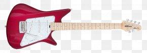 Guitar Pink Burst - Electric Guitar Music Man Bass Guitar San Luis Obispo PNG