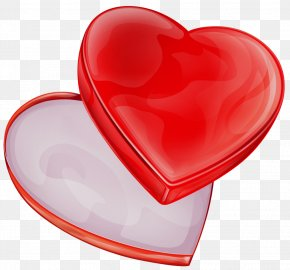 Heart Box Clipart - Heart Box Clip Art PNG