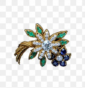 Jewellery - Brooch Body Jewellery Diamond PNG