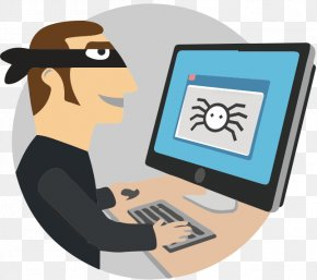 Hacker Computer Security - Security Hacker Clip Art Computer Security Phishing PNG