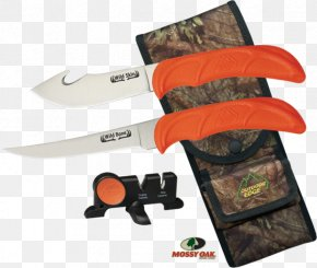 Knife Blocks Without Knives - Knife Hunting & Survival Knives Outdoor Edge Sharp-X Sharpener Blade PNG