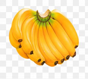 Banana - Juice Muesli Banana Fruit Vegetable PNG