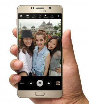 Selfie - Samsung Galaxy Note 5 Camera Android Image Stabilization PNG