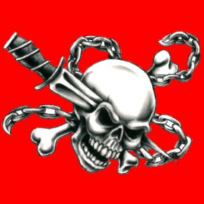 Skull And Crossbones Tattoo Calavera Human Skull Symbolism PNG